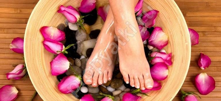 Как сделать ноги в домашних условиях